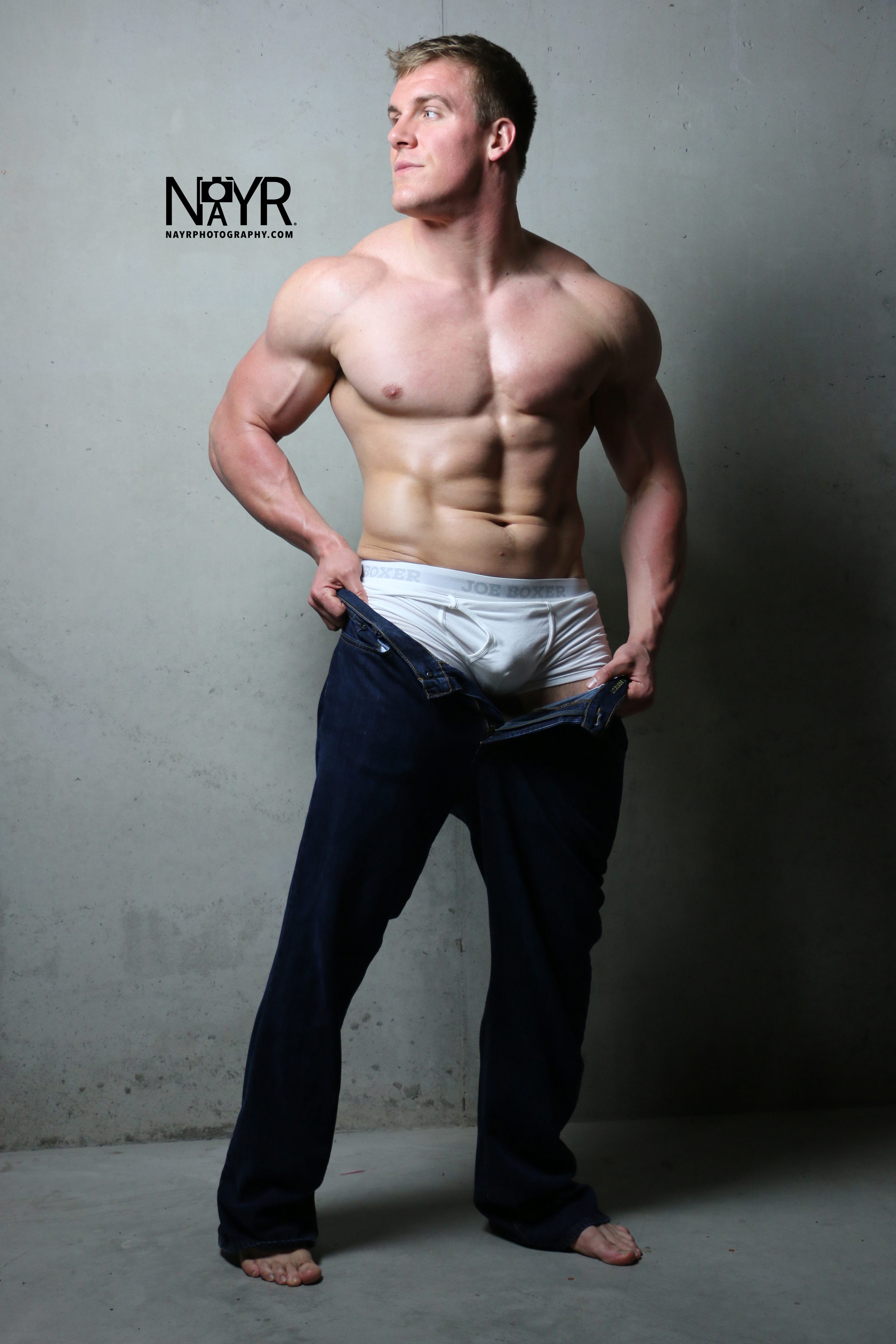 Fitness Models On Instagram Overtaking Celebrities As Role: Brandon Felus By NAYR Photography