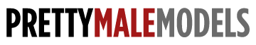 Pretty Male Models logo