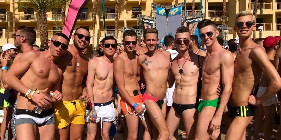 White Party Palm Springs 2017