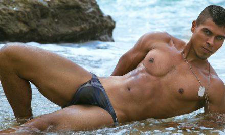 The Camo Swimwear line by Modus Vivendi